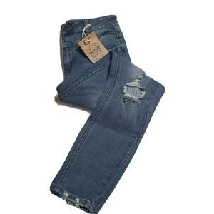 Hippie Laundry Real Cheeky Super High Rise Skinny